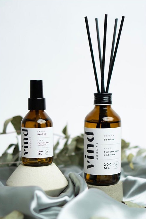 Home Spray Bamboo 100ml - Vind