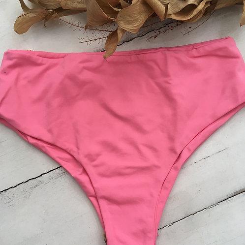 Calcinha Hot Pant Rosa - ELLAVEST