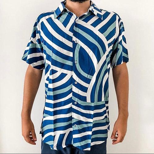 Camisa Porto Azul - VIVAYÊ