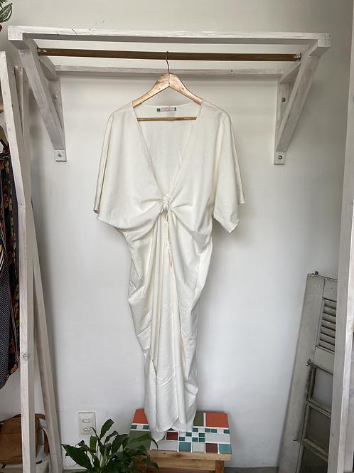 Vestido Travessia Off White - Avoá