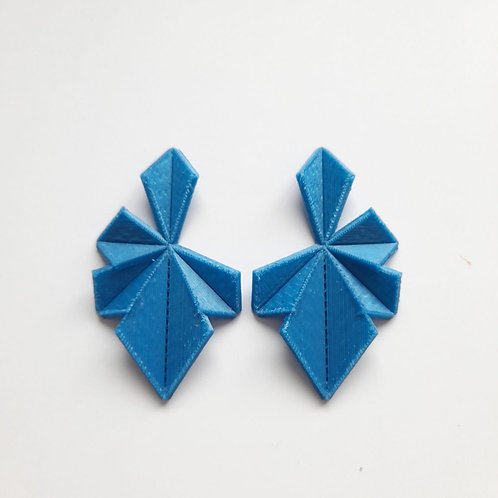 Brinco Japan Flex Azul - TRELI