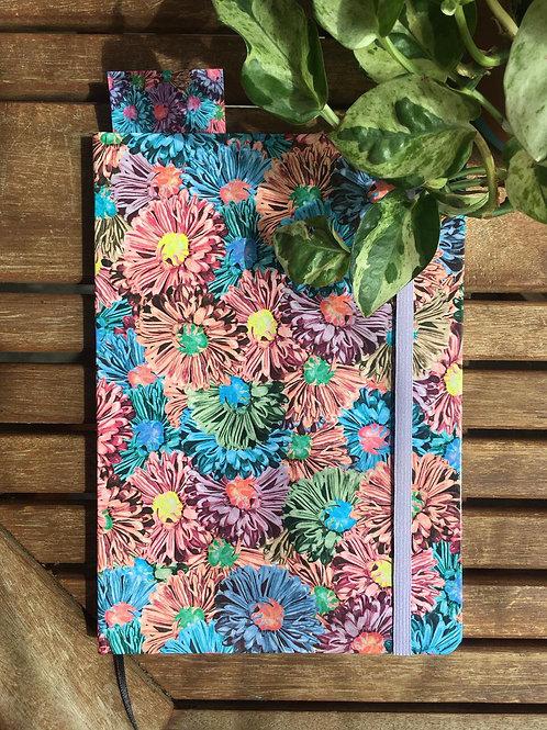 Caderno Flores