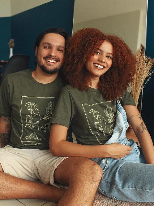 Camisa Memória Afetiva do Nordeste Junino - FACHEIRO