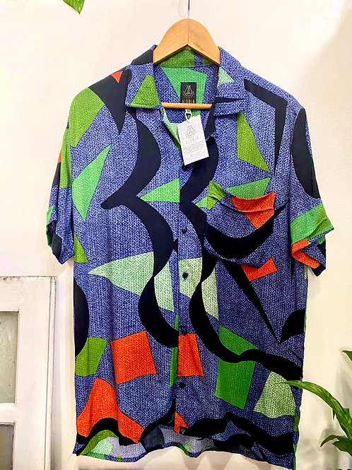 Camisa Estampada - Alumia