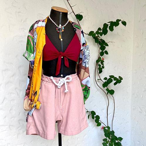 Short rosa  - ZOME