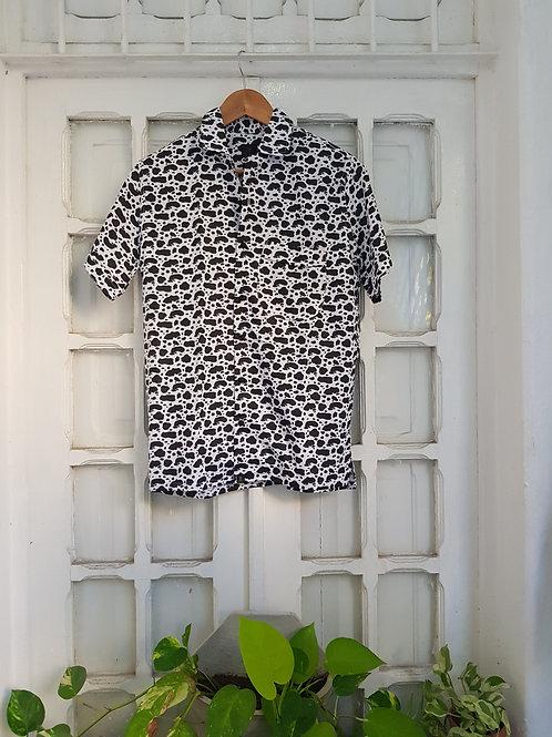 Camisa de Algodão - Alumia