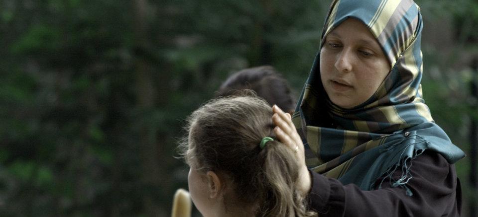 Porto il velo, Sumaya Abdel Qader