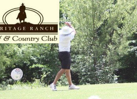 Single Player - Heritage Ranch Golf Club Member