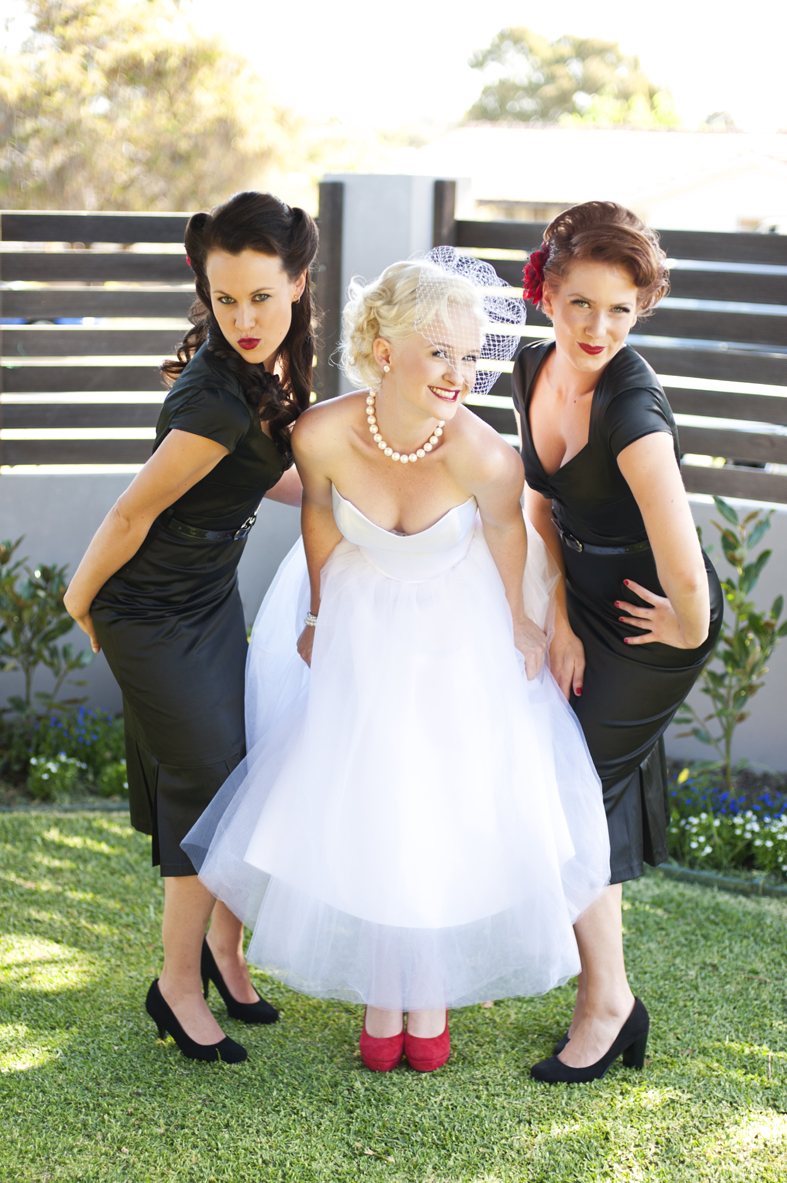 Wedding Hairstyles and Bridal Makeup