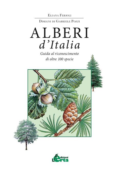 Alberi d'Italia di Eliana Ferioli, illustrazioni di Gabriele Pozzi