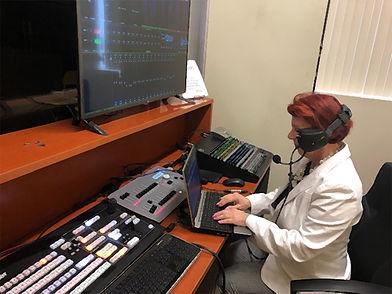Phyllis in Control room.jpg
