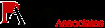 Phyllis Ayman Associates Logo 1000X267z.