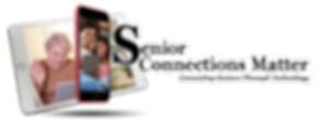Senior Connections Matter Logo Sample 60