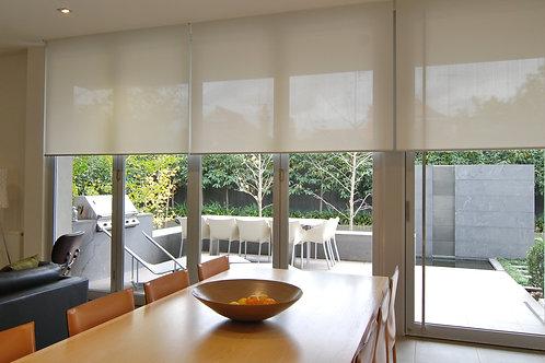 CORTINA ROLO VISION 01 WHITE