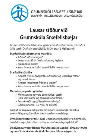 Lausar stöður