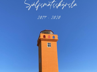Sjálfsmatsskýrsla 2019-2020