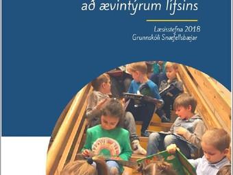 Sumarlestur - Lestur er lykill að ævintýrum lífsins…