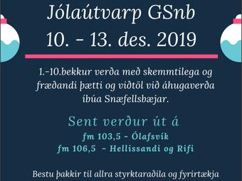Jólaútvarp GSnb