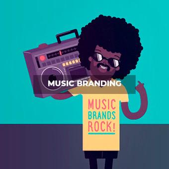 MUSIC BRANDING