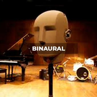 AUDIO BINAURAL