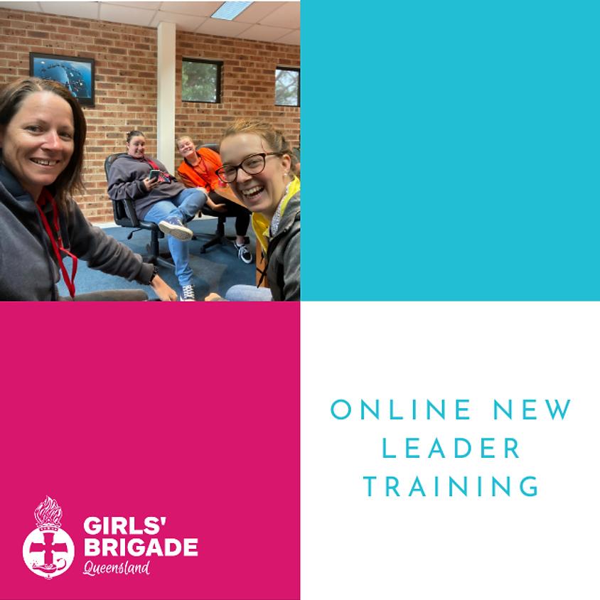 Online New Leader Training