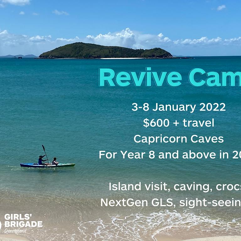 Revive Camp 2022 - Participant EOI