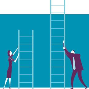 Don't break the glass ceiling, open it to ESCAPE!