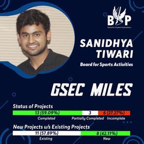 BSA GSec Miles
