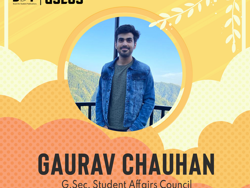 SAC GSec - Gaurav Chauhan