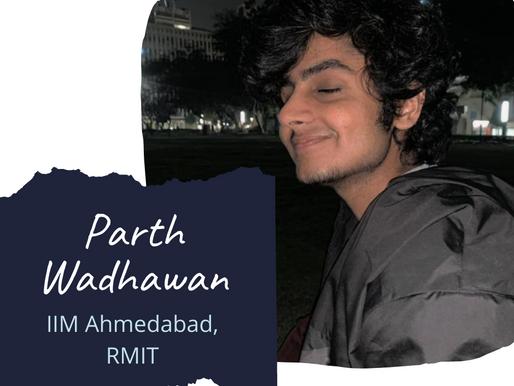 IIM Ahmedabad, RMIT - Parth Wadhwan, ME2