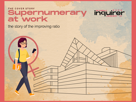 Supernumerary at work: The story of the improving ratio