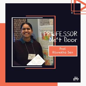 Prof. Rijurekha Sen, Computer Science