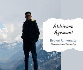 Brown University - Abhiroop Agrawal, CH1