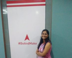 Alum Album #2: Rama Devi, Product Manager, HUL