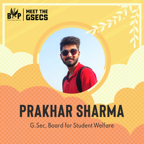 BSW GSec - Prakhar Sharma