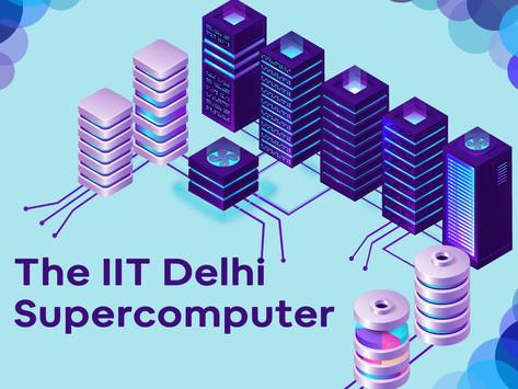 IITD Supercomputer