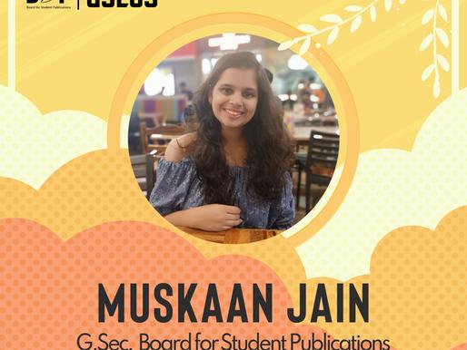 BSP GSec - Muskaan Jain