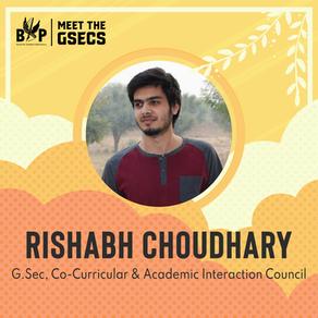 CAIC GSec - Rishabh Choudhary