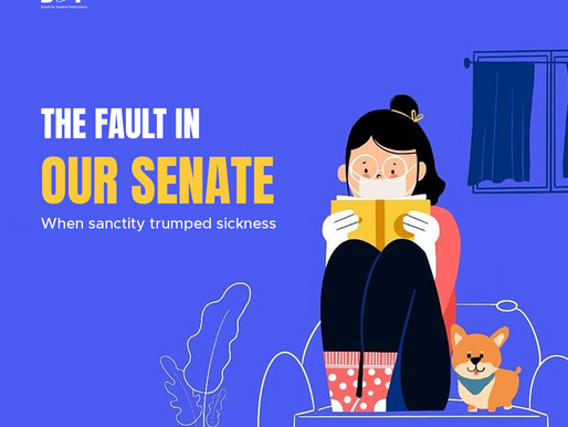 The Fault in our Senate