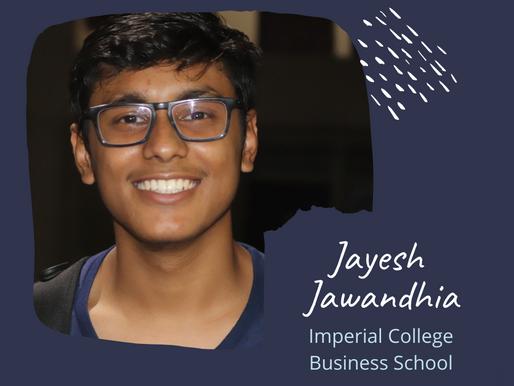 Imperial College Business School - Jayesh Jawandhia, CH5
