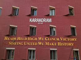 50th Foundation Day of Karakoram Hostel