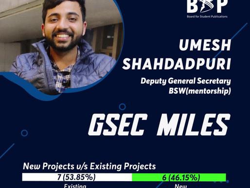 BSW Mentorship DGSec Miles