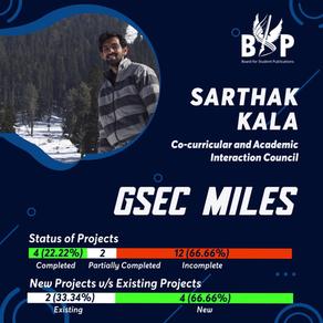 CAIC GSec Miles