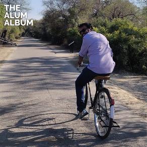 Alum Album #5 : Saksham Kakkar
