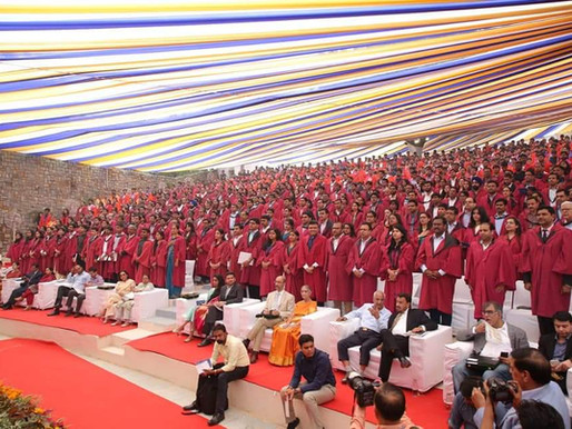 Convocation, 2019