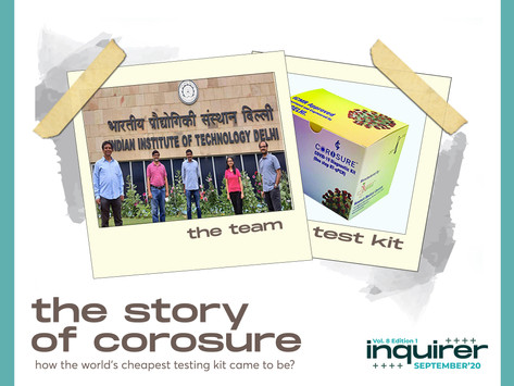 The Story of Corosure