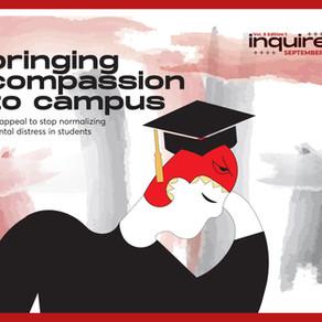 Bringing Compassion to Campus