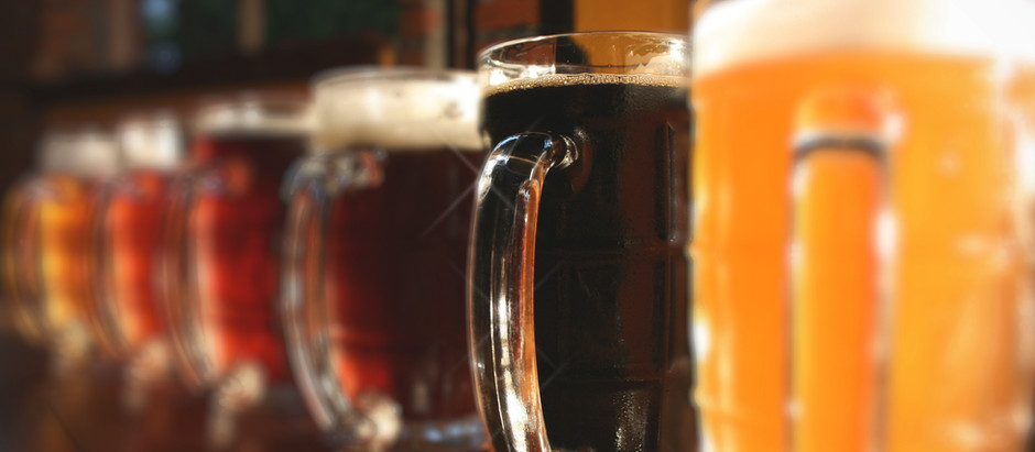 Zoom sur la bière