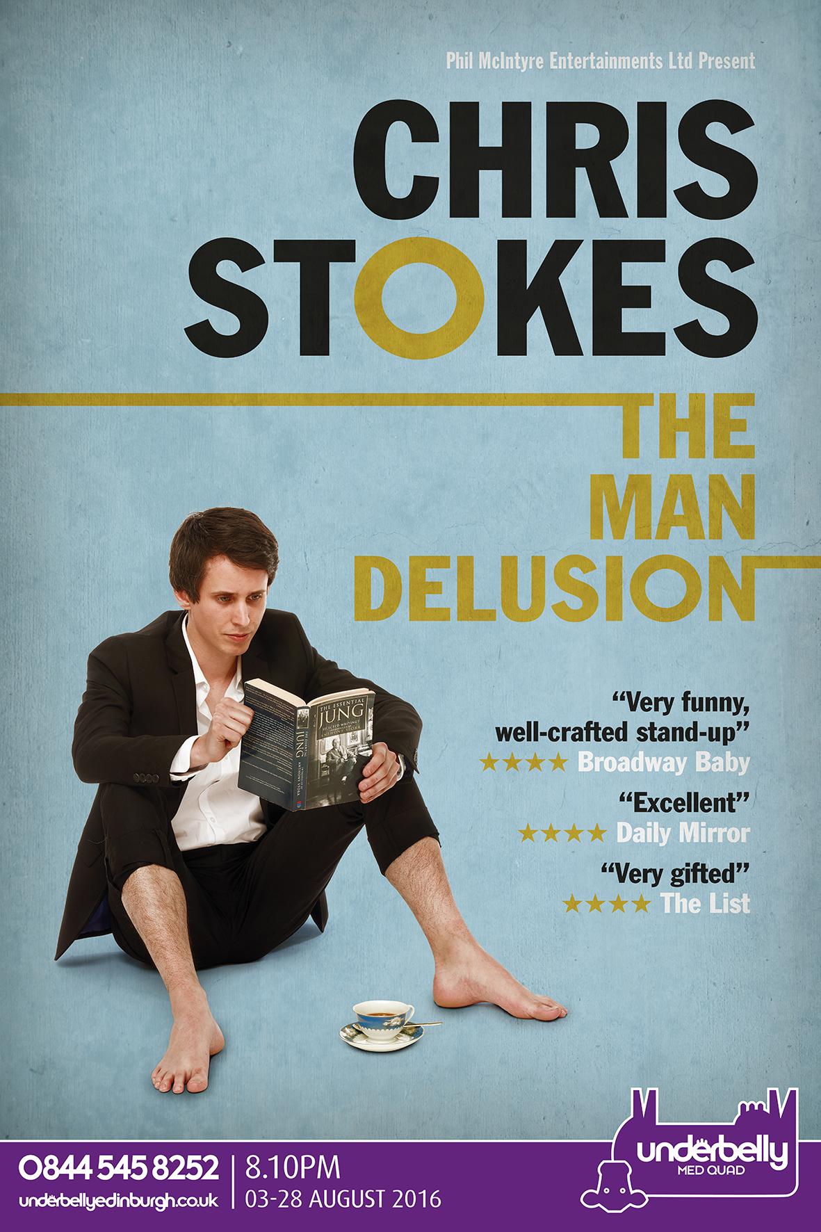 The Man Delusion (2016)