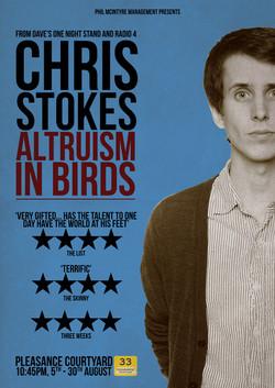 Altruism in Birds (2015)